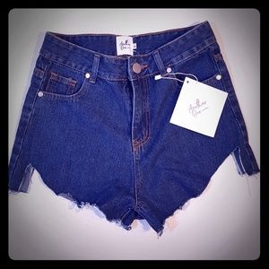 Another One Jeans Shorts NWT